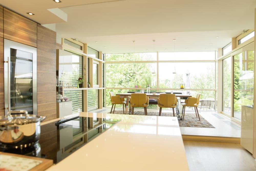 MILUX系統鋁包木窗