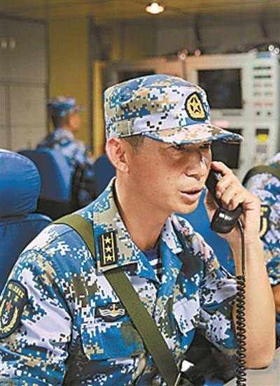 海军长春舰舰长:我,我的舰,我的祖国