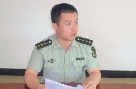 郑益龙:为民献身的忠诚卫士
