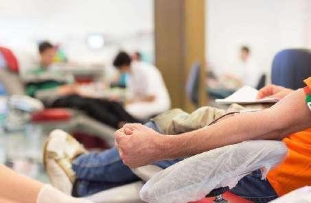 退伍老兵熊晓猛:义务献血不停步