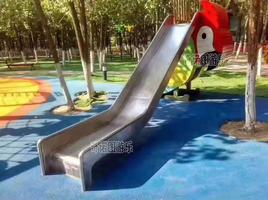 不锈钢滑梯