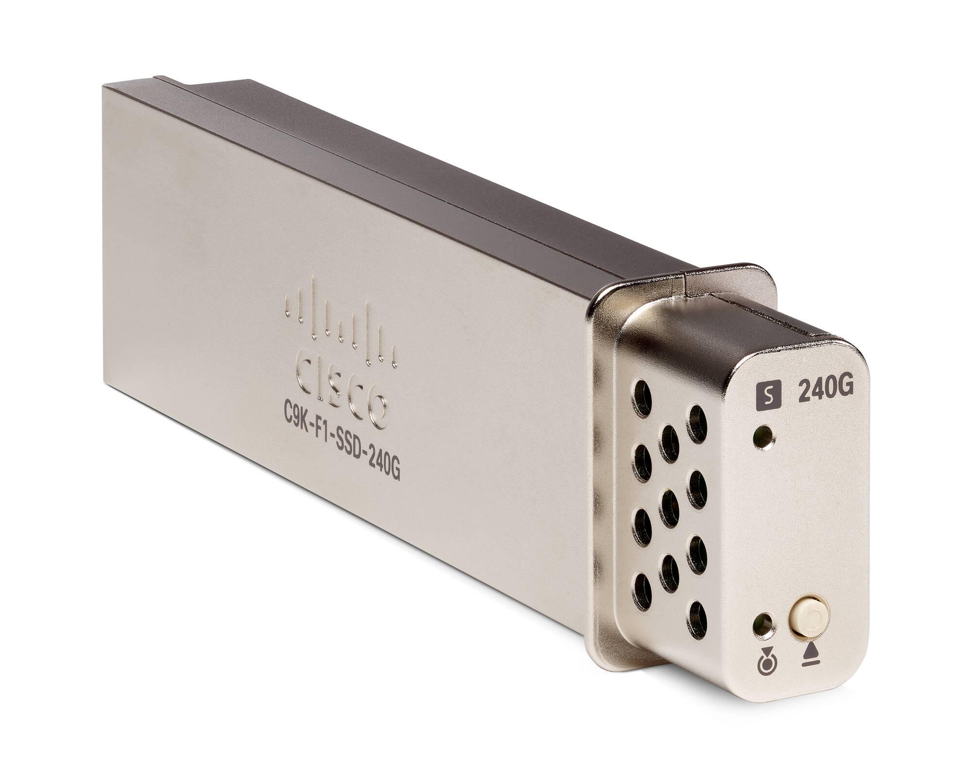 C9K-F2-SSD-240GB=  C9K-F2-SSD-240GB,Cisco Catalyst 9600 Series 240GB SSD Storage  思科9600系列交换机用 240GB固态硬盘