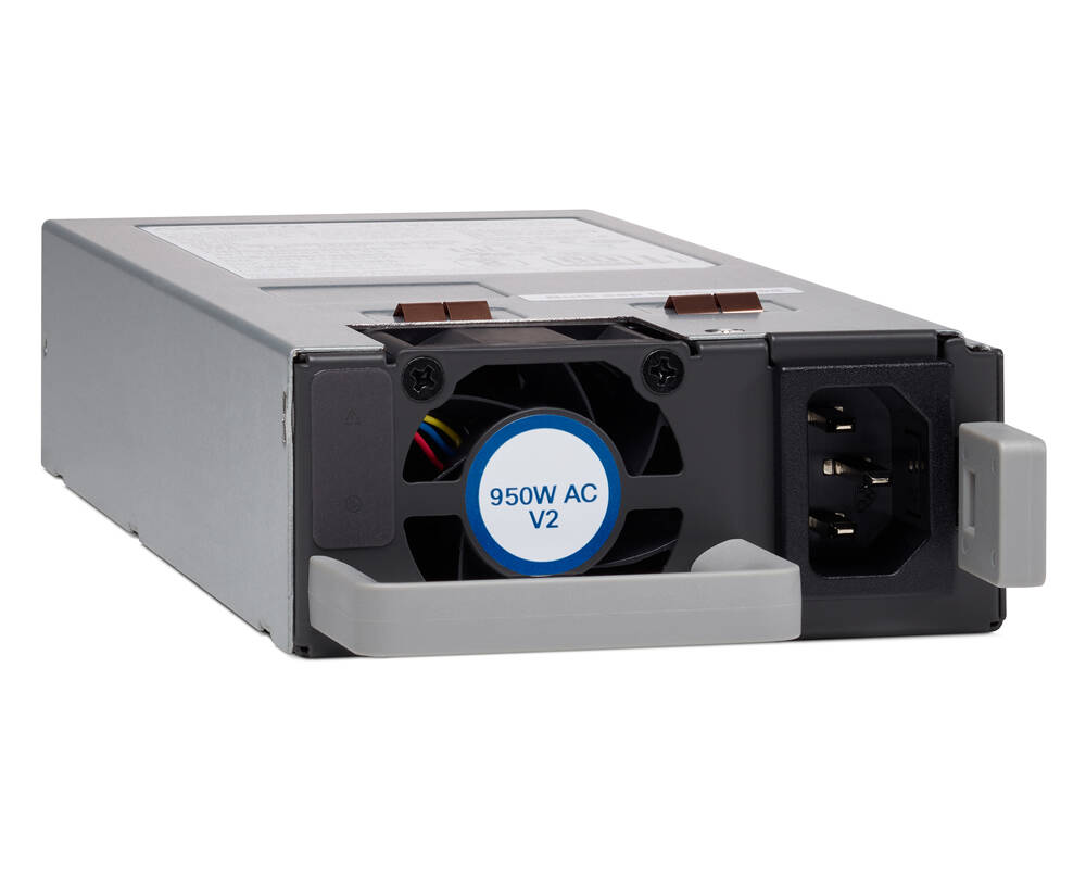PWR-C4-950WAC-R=,PWR-C4-950WAC-R/2,   950W AC Config 4 Power Supply front to back cooling