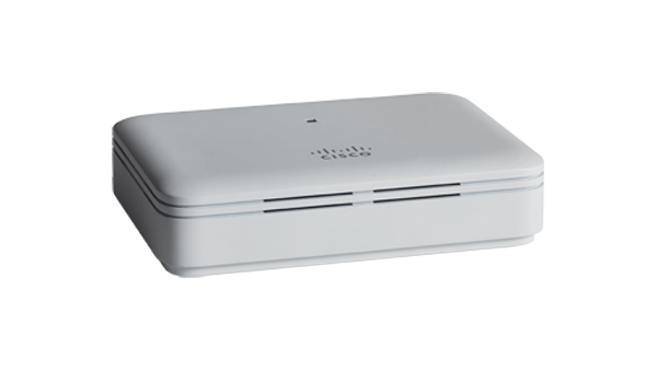 AIR-AP1815t-H-K9    Cisco Aironet 1815 Access Point, Internal antenna, 802.11ac wave-2; 2x2:2 MIMO; Teleworker