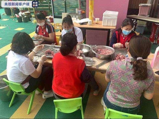 幼儿园卖烧烤自救:营业三天后已停止,正准备开学