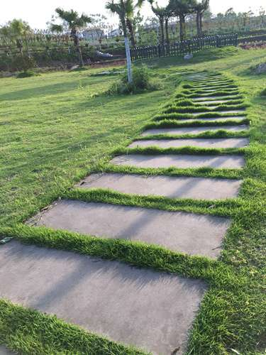 青石园林踏步石汀步