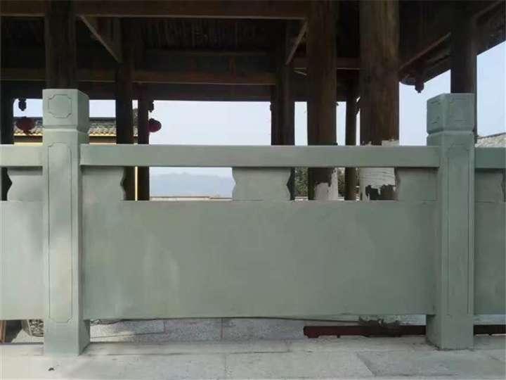 四川青石素栏杆_成都翰林石材专业定制加工