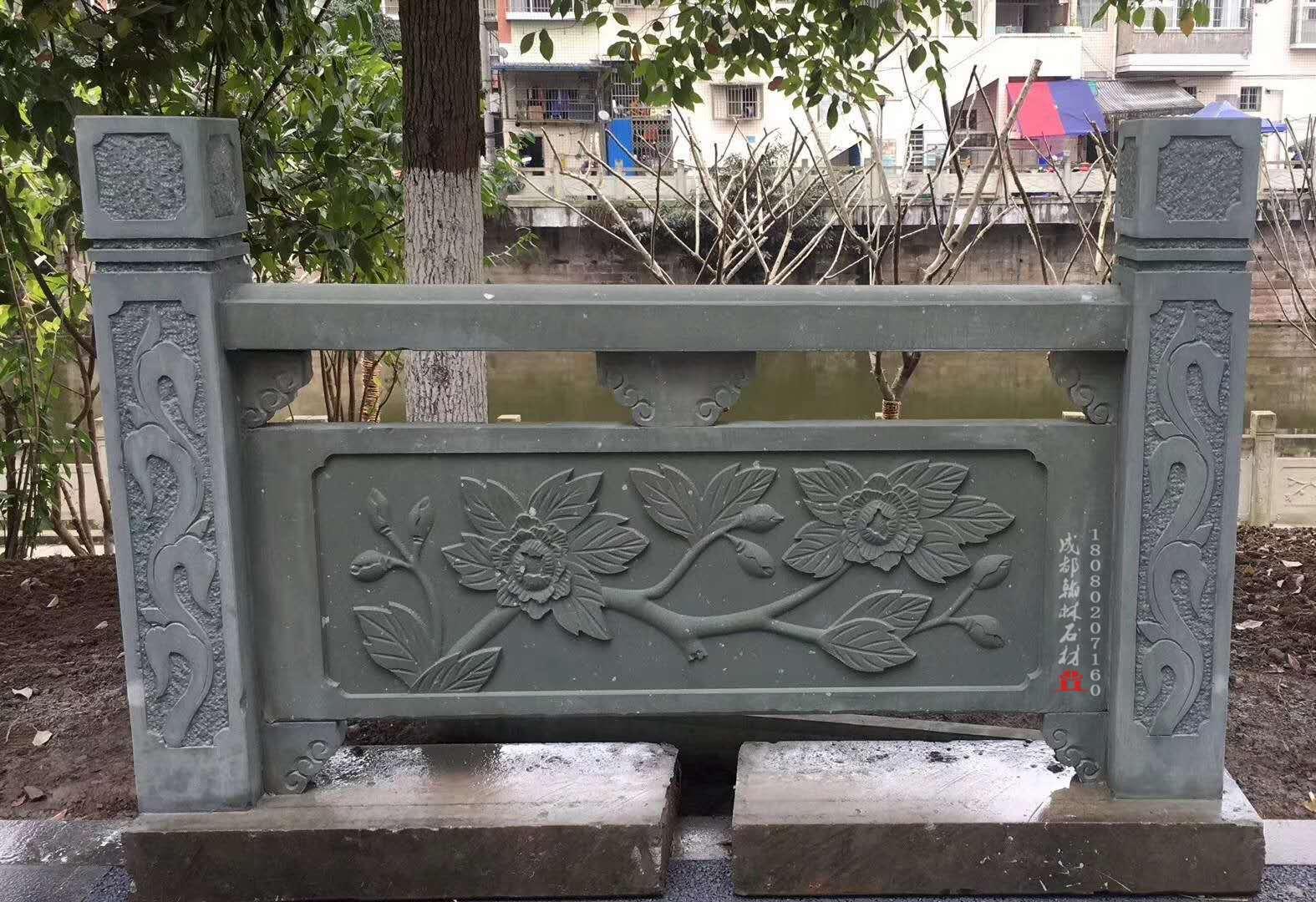 青石浮雕栏杆四川_常年不间断供应