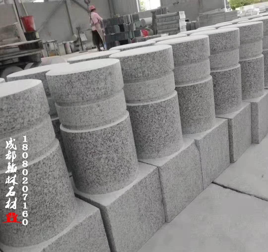 花岗石挡车柱生产厂家