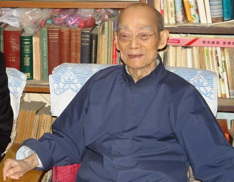 一位百岁老盟员的非凡人生