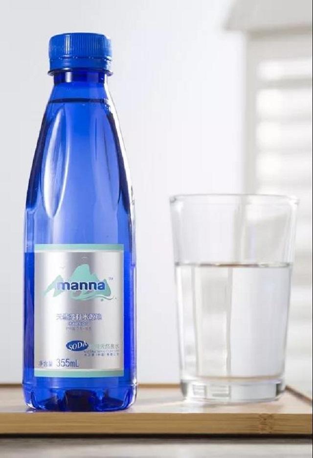 蓝色玛哪水