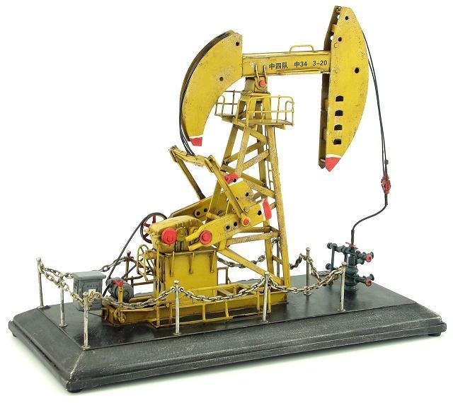 新型采油模型的诞生