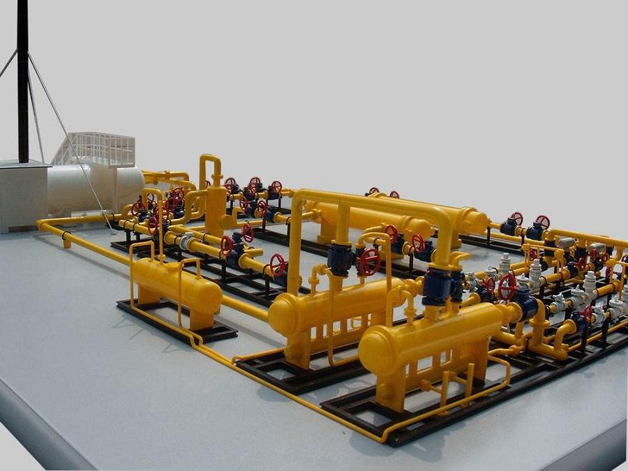 机械模型制作