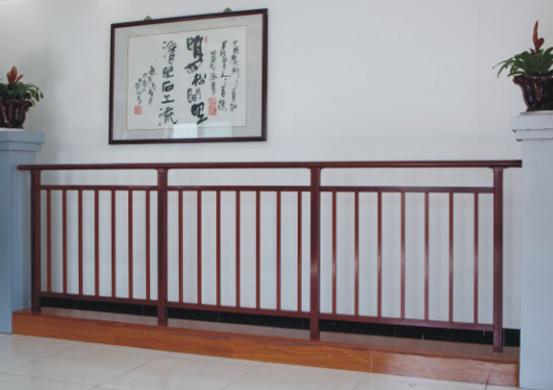 HH-HL-红木 阳台护栏