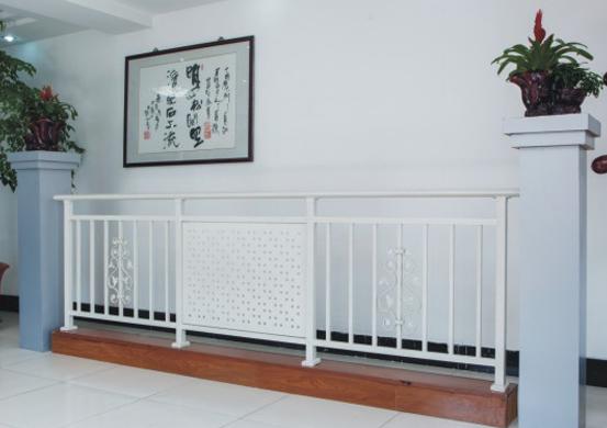 HH-HL-封板(枫叶花) 05阳台护栏