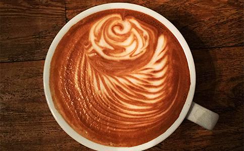 重庆拉花咖啡培训