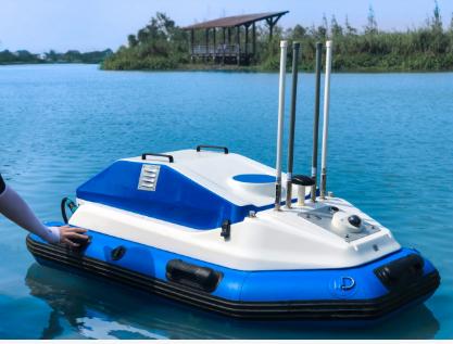无人船水质巡航检测