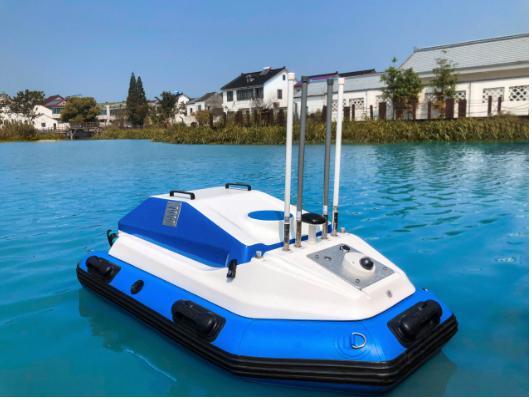水质监测无人船