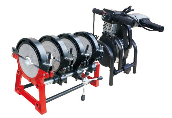 63-200型四环手动对接焊机