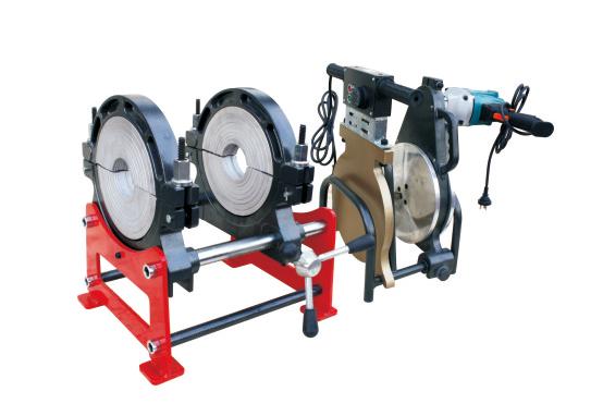 90-250型二环手动对接焊机