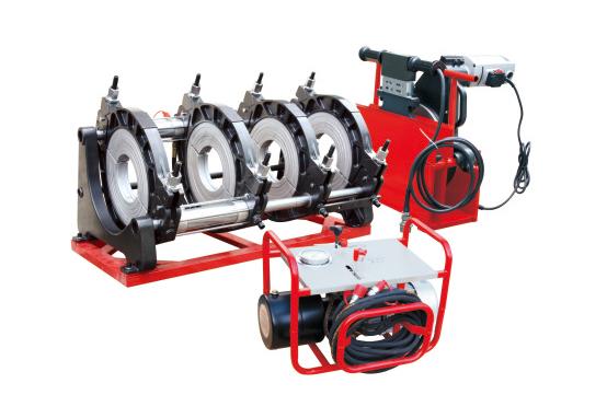 160-315型四环电动液压对接焊机