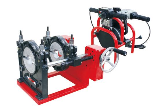 63-160型二环手摇螺杆对接焊机