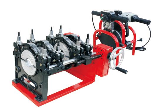 63-160型四环手摇螺杆对接焊机