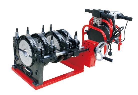 63-200型四环手摇螺杆对接焊机