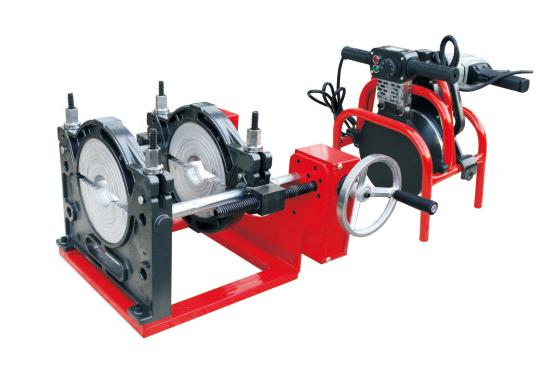 63-200型二环手摇螺杆对接焊机