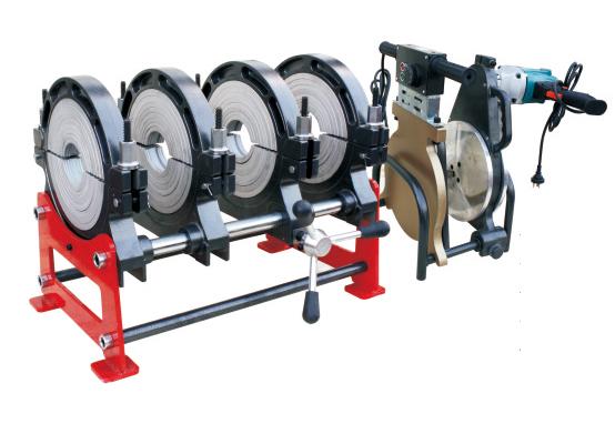 90-250型四环手动对接焊机