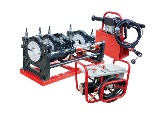 63-160型四环电动液压对接焊机