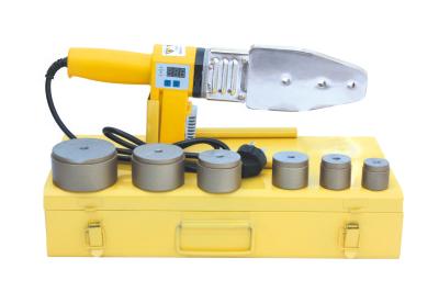热熔器DL20-63(数显带孔)