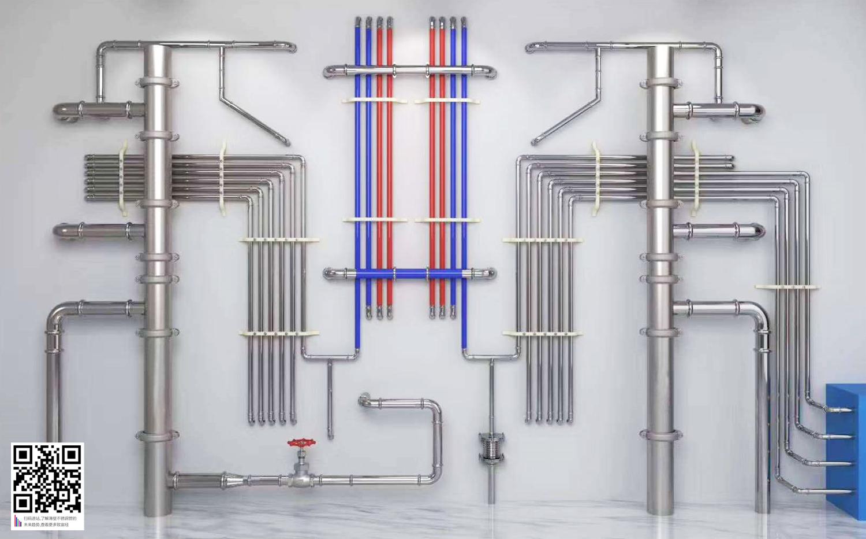 潍坊304不锈钢水管件薄壁