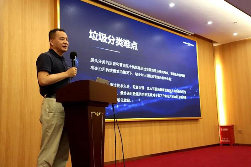 深圳市德立信环境工程有限公司总经理夏三省