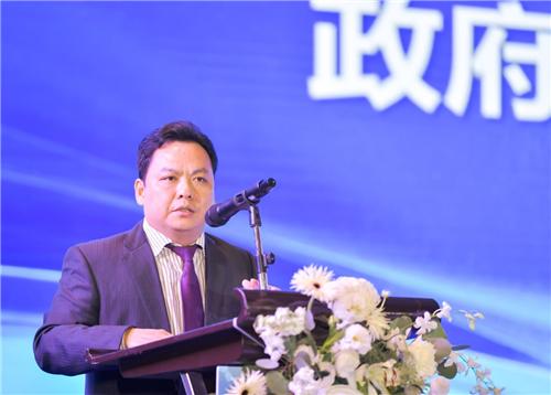 广东惠州市住建局局长严戈科