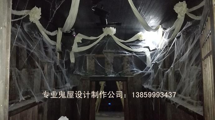 灵堂鬼屋设计制作厦门暗黑迷雾文化创意有限公司13859993437
