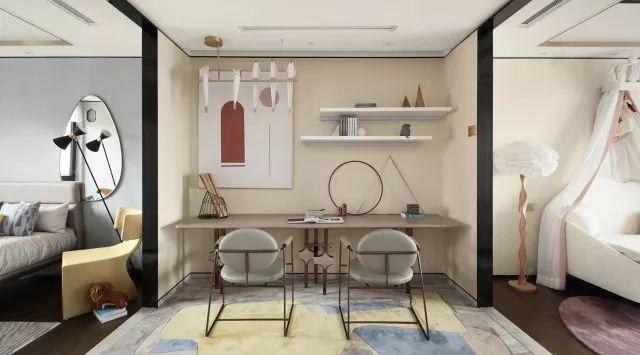 家装小课堂|创意满满的儿童房设计,给你家宝宝一个有趣的小窝