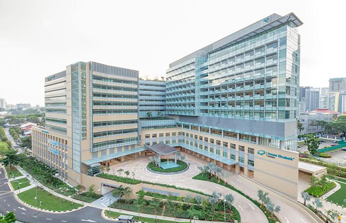 新加坡伊丽莎白医院4