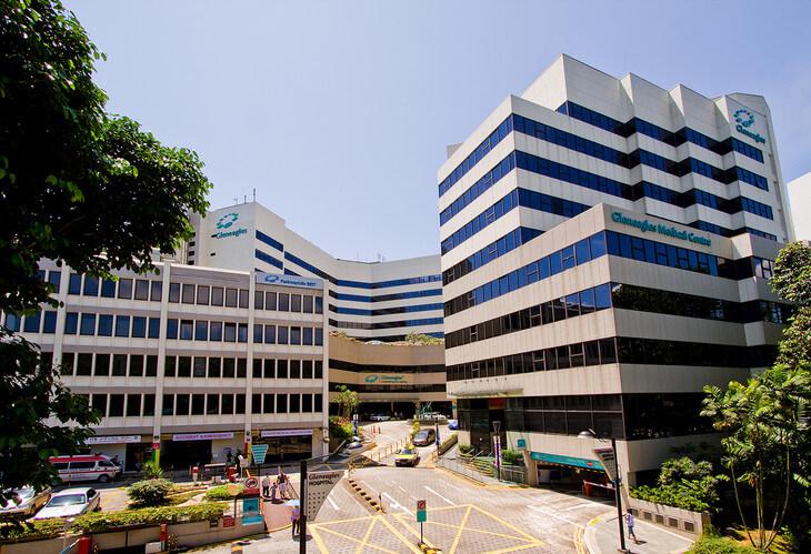 新加坡鹰阁医院2