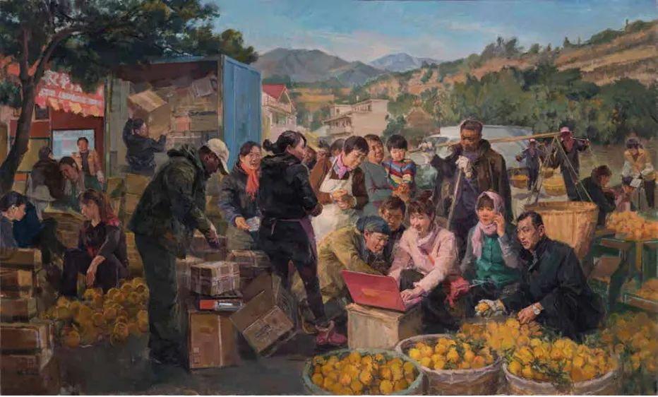 范迪安:繁荣中国美术 满足人民审美新期待