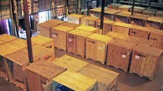 上海国际搬家包装要求